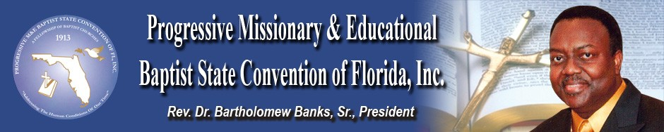 Progressive Missionary & Educational Baptist State Convention of Florida, Inc.